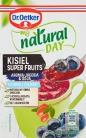 DR.OETKER KISIEL JAG-ARONIA 28G MY NATURAL DAY